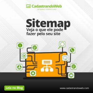 Sitemap Mapa do Site