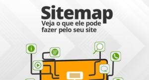Sitemap Mapa do Site: como funciona